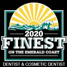 Jeffrey Dental Clinic - Best on The Emerald Coast 2020 Award